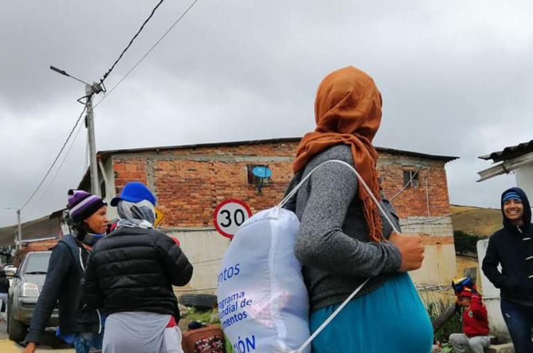venezolanos regresan