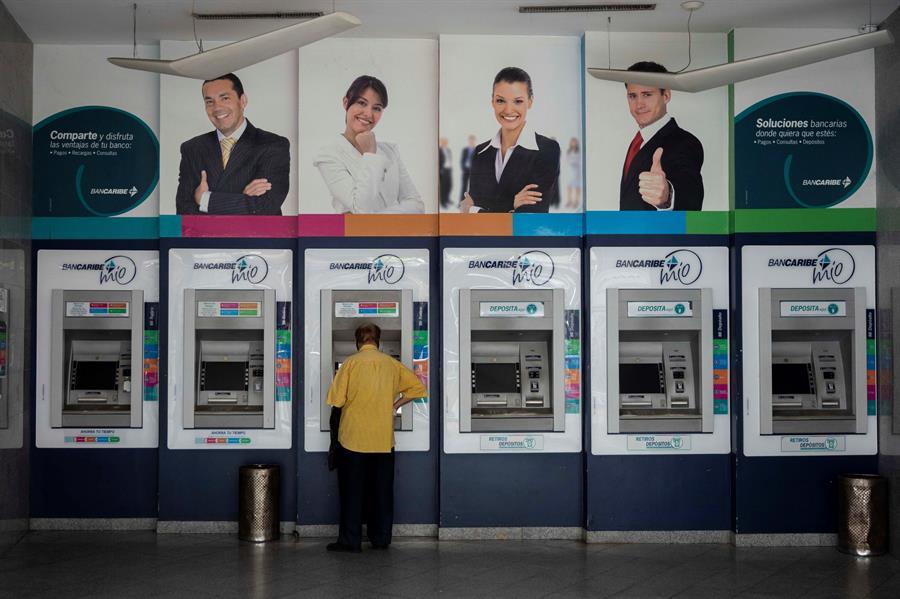 envío de remesas a Venezuela - Bancaribe