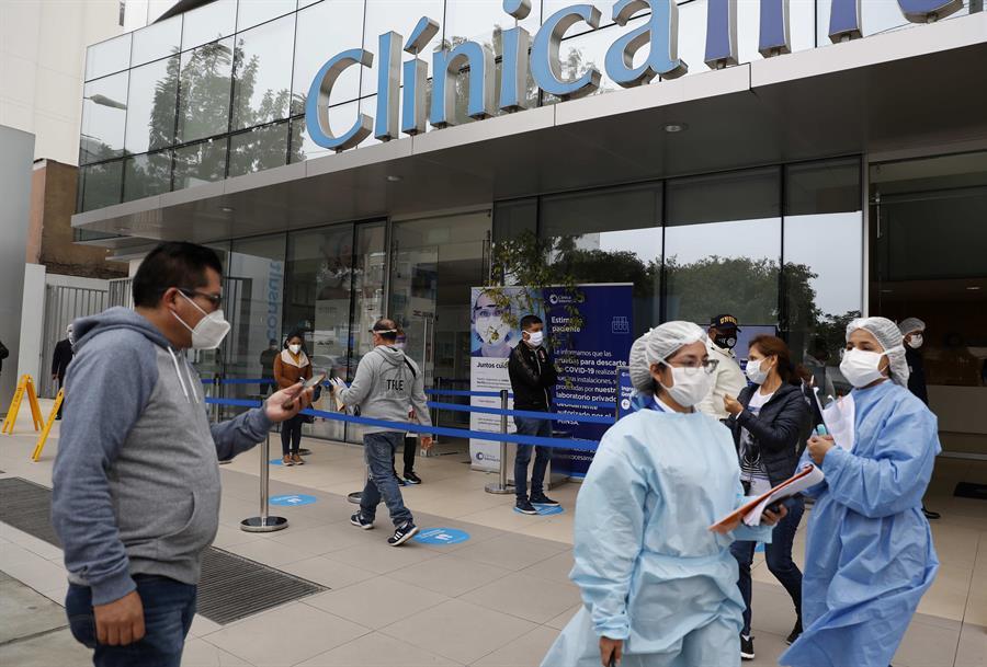 Covid-19: en Perú alcanza más de 9 mil fallecidos