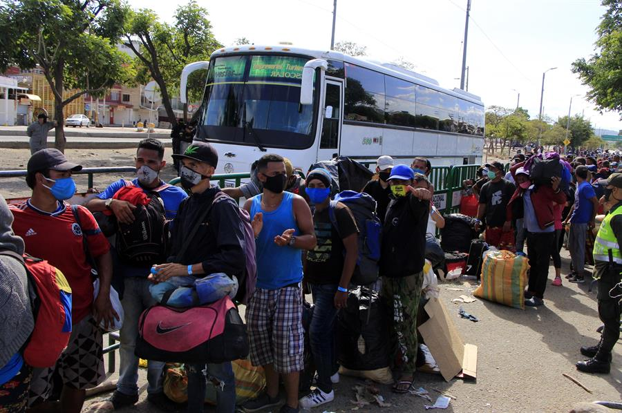 Acnur presenta su informe sobre desplazamiento