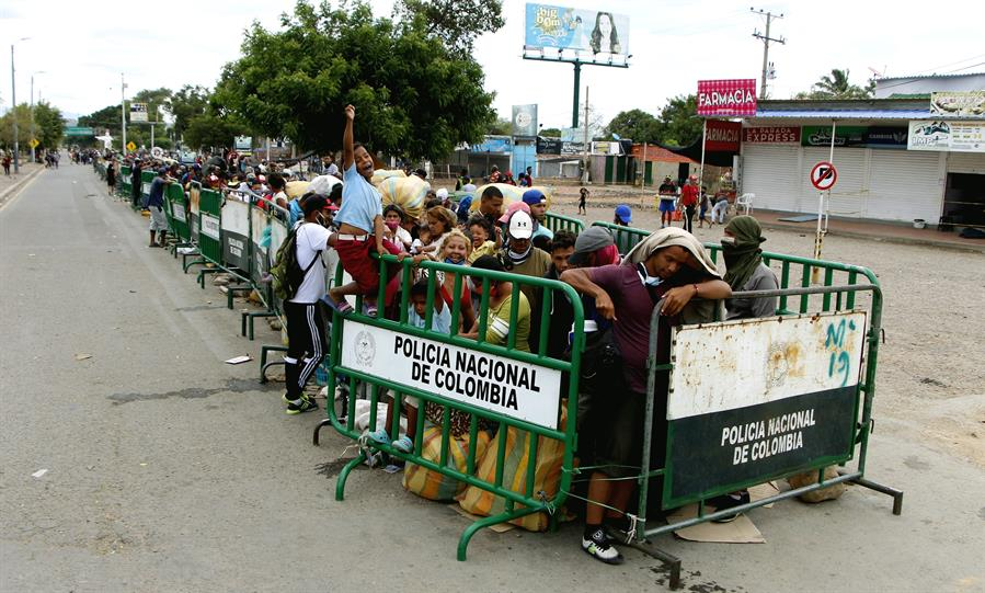 Migración Colombia explica limitaciones para salir del país hacia Venezuela