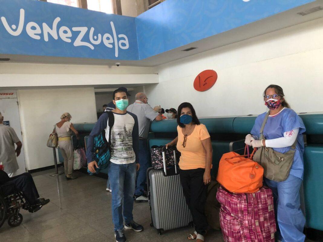 ecuatorianos venezolanos varados