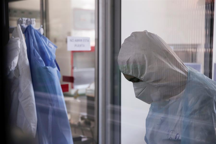 Muere medico venezolanos por covid