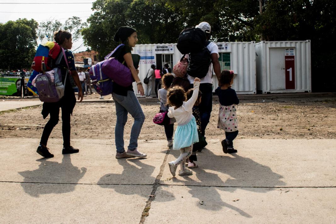Venezuela Caminantes foto referencial