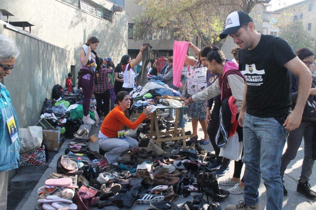 Red de Apoyo Solidario Chile