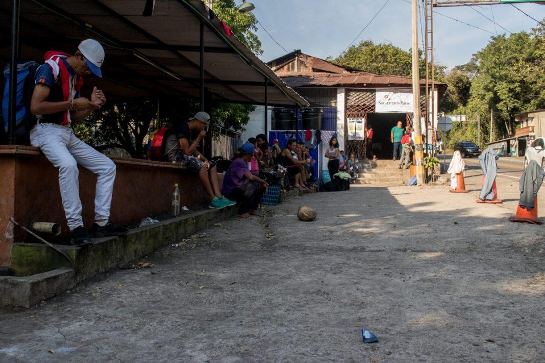 poblacion venezolana migrante estudio