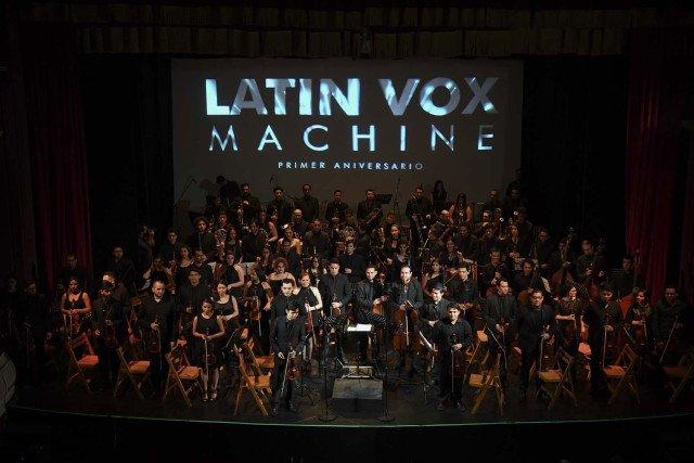 Primer aniversario de Latin Vox Machine