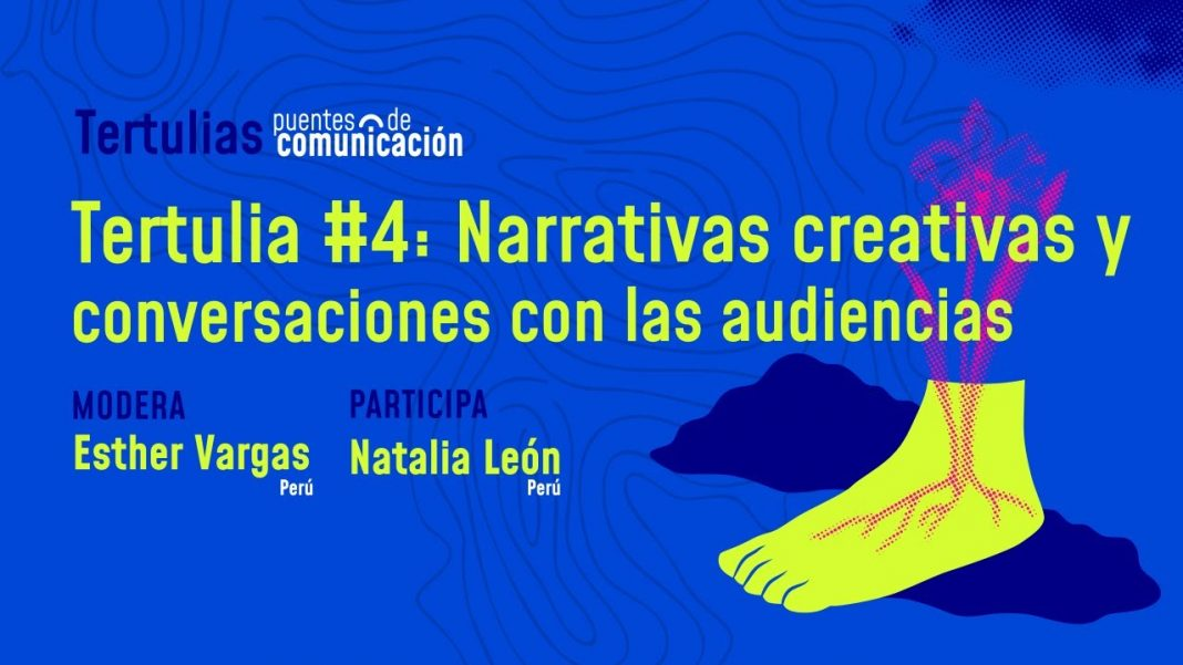cuarta tertulia sobre narrativa transmedia, multimedia y audicencias