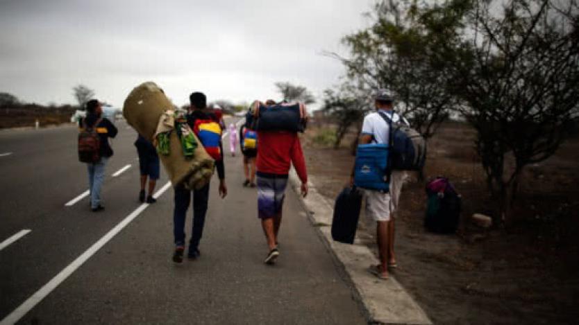Migración Colombia Venezuela
