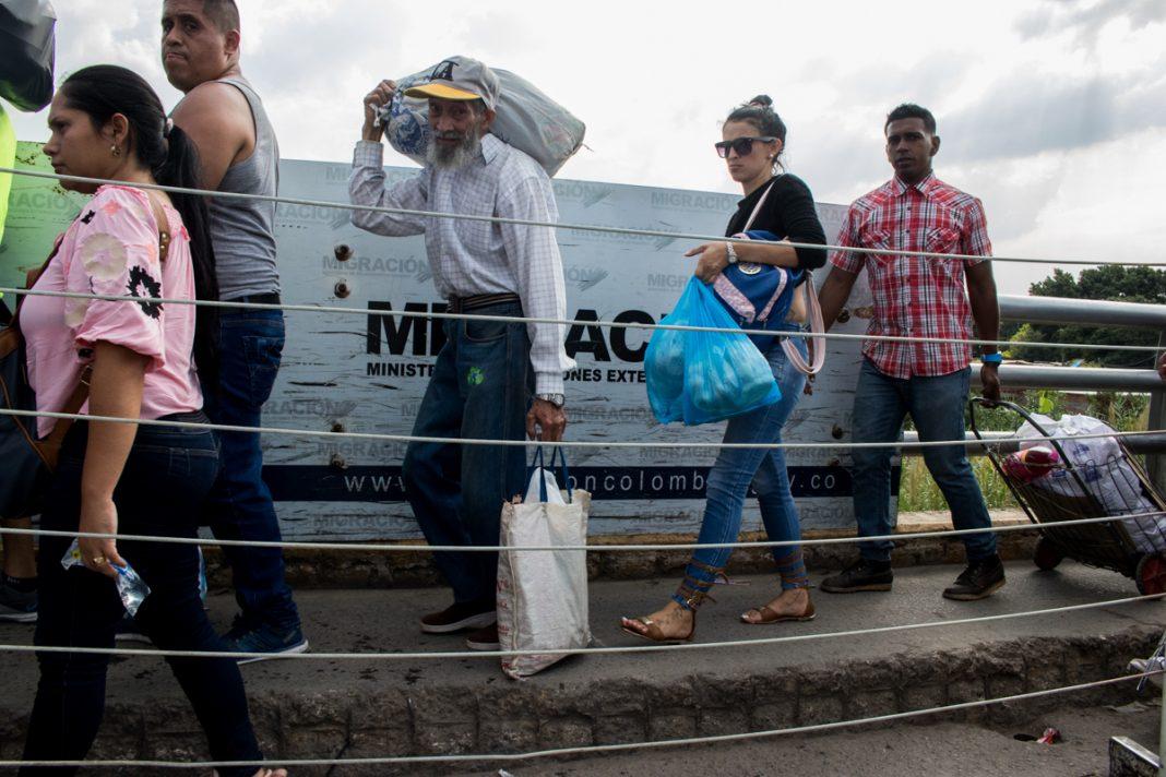 migracion venezolana retorno
