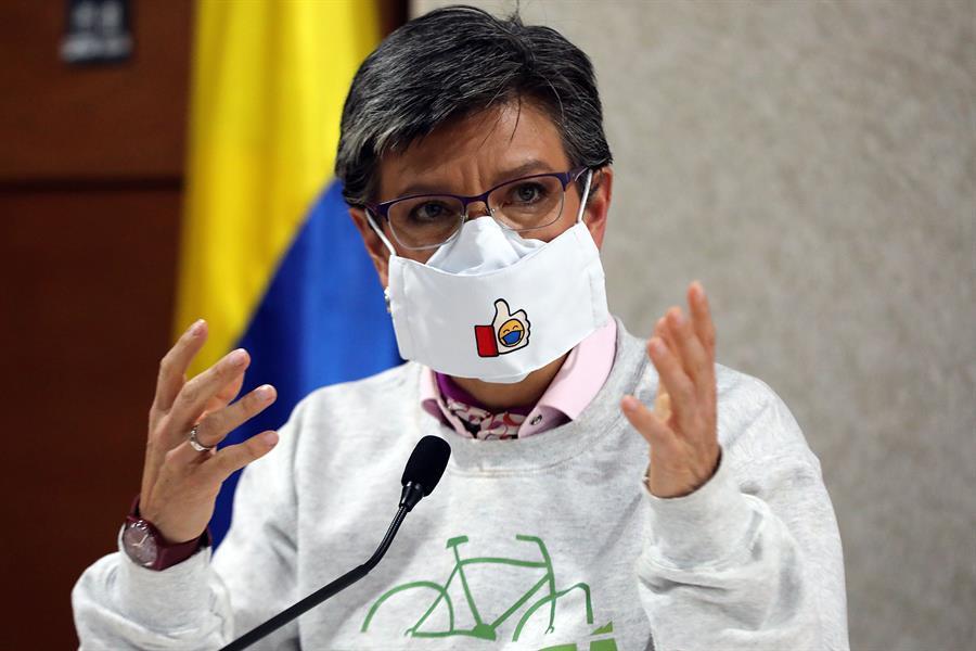 Claudia Lopez migracion venezolana
