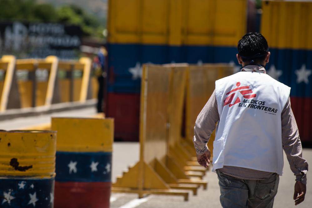 Medicos Sin fronteras Venezuela