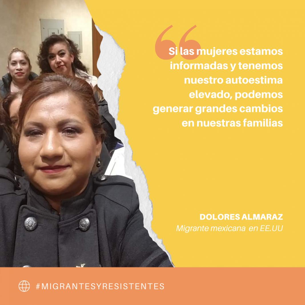#MigrantesYResistentes