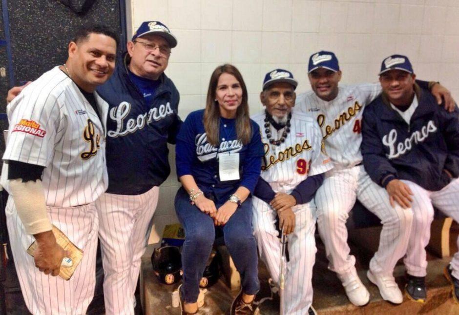 Mari Montes y los Leones del Caracas