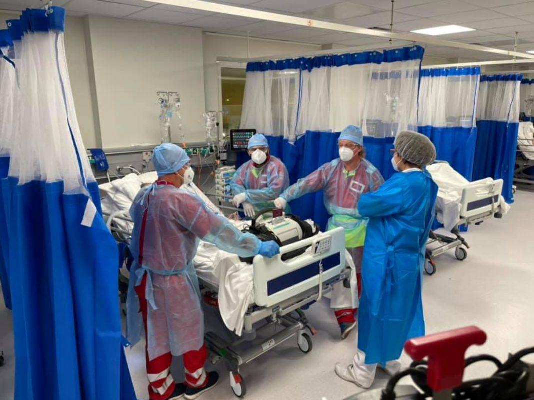 personal de salud venezolano