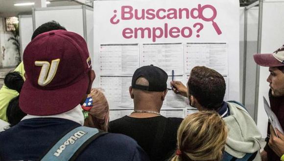 Migrantes venezolanos renuncian a beneficios de ley por el periodo que deben pagar altos impuestos. Foto cortesía